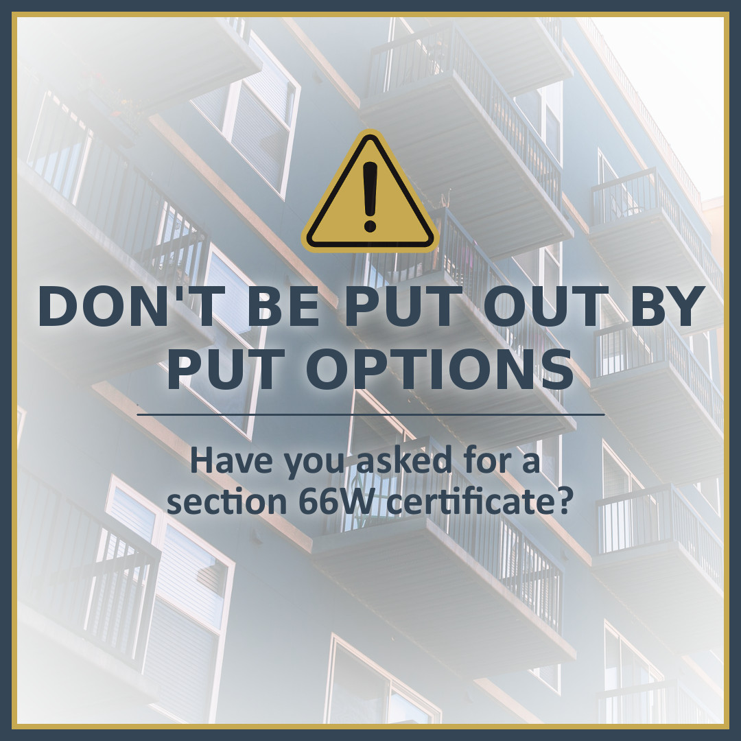 Don't Be Put Out by Put Options
